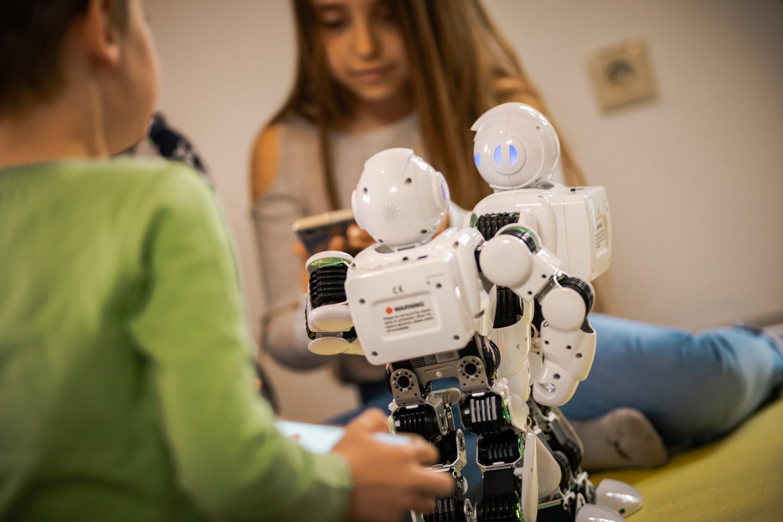 roboter kinderleicht bauen und programmieren