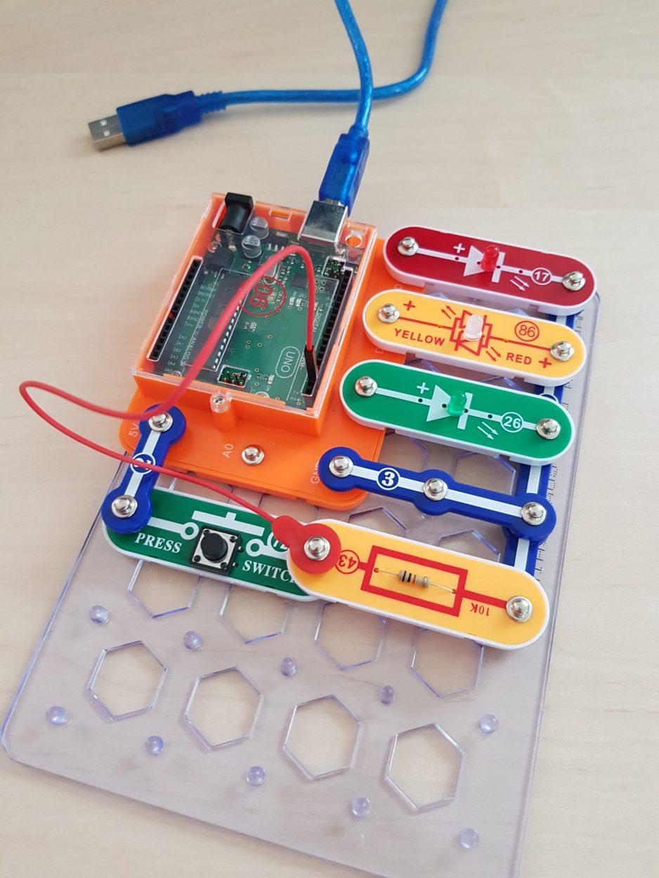 Eine Arduino-Schaltung