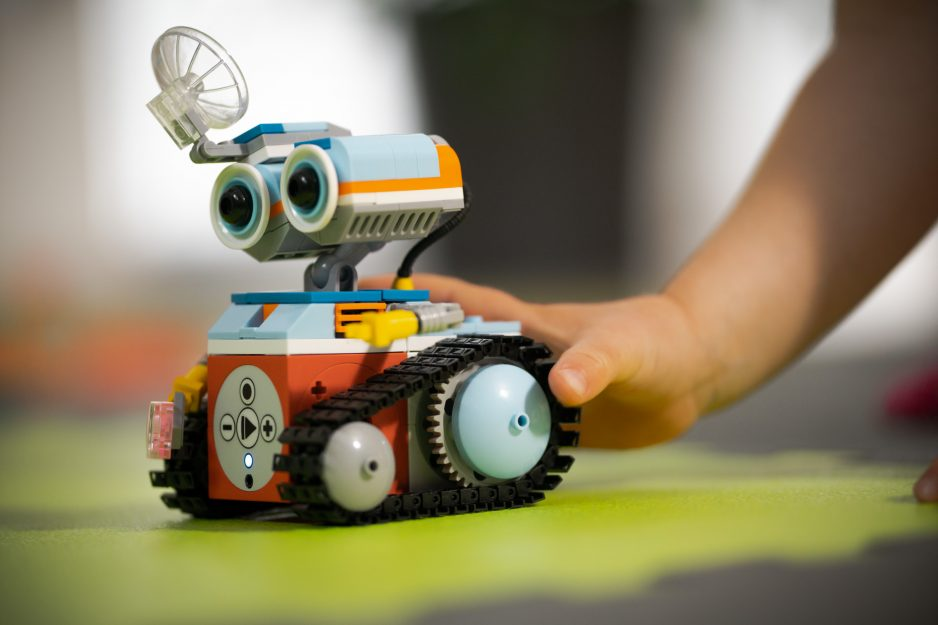 robotics für kinder und jugendliche in reiskirchen bei giessen in hessen
