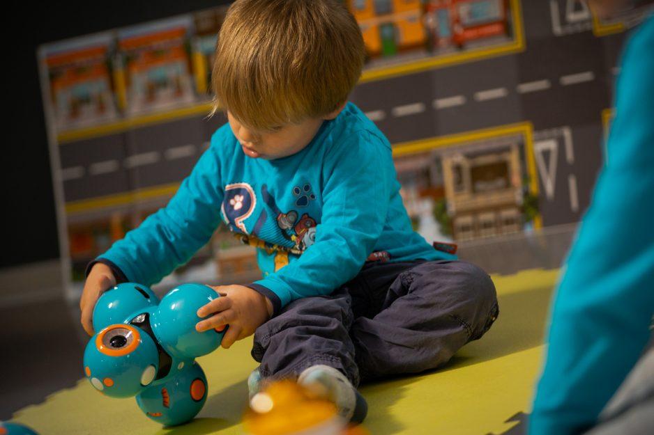 robotics spielerisch lernen für kleinkinder in hessen